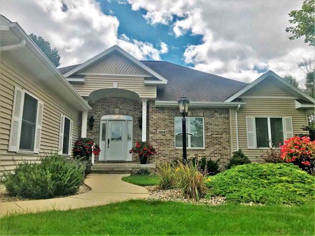 1010 Ashbury Circle, Waverly, IA 50677 (MLS #20200446) :: Amy Wienands Real Estate