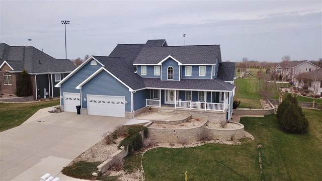 1311 Circle Drive, Parkersburg, IA 50665 (MLS #20200484) :: Amy Wienands Real Estate