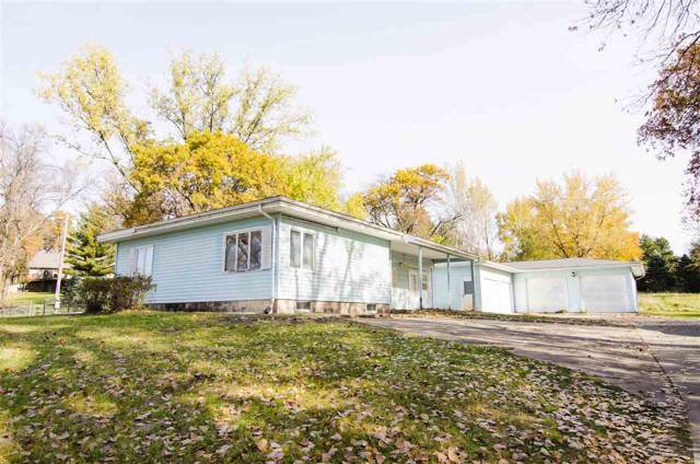 6423 Gilbertville Road, Laporte City, IA 50651 (MLS #20200541) :: Amy Wienands Real Estate