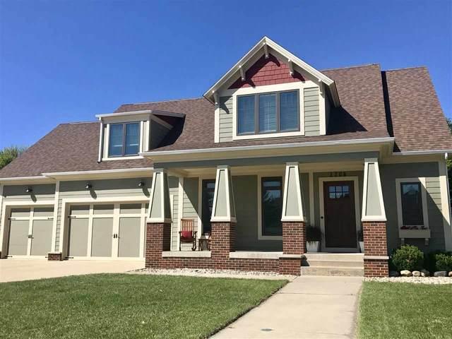 1208 Lake Ridge Drive, Cedar Falls, IA 50613 (MLS #20200567) :: Amy Wienands Real Estate
