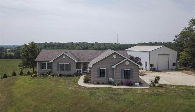 29974 Horseshoe Place, New Hartford, IA 50660 (MLS #20200572) :: Amy Wienands Real Estate