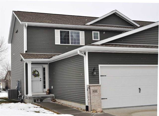 4116 Mourning Dove Drive, Waterloo, IA 50702 (MLS #20200576) :: Amy Wienands Real Estate