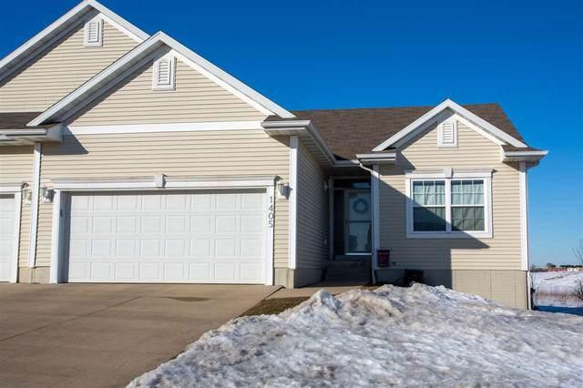 1405 Ashworth Drive, Cedar Falls, IA 50613 (MLS #20200577) :: Amy Wienands Real Estate