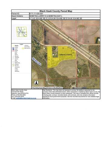 Wellman Road Parcel C, Laporte City, IA 50651 (MLS #20200584) :: Amy Wienands Real Estate