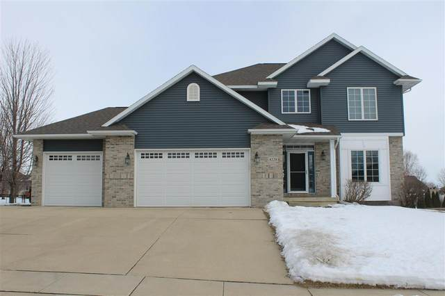 4228 Orchard Hill Drive, Cedar Falls, IA 50613 (MLS #20200597) :: Amy Wienands Real Estate
