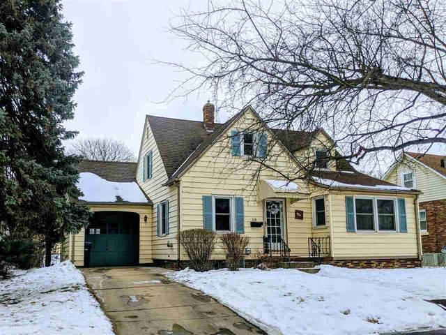 114 Bertch Avenue, Waterloo, IA 50702 (MLS #20200630) :: Amy Wienands Real Estate