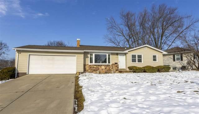 2526 Laurel Street, Waterloo, IA 50702 (MLS #20200635) :: Amy Wienands Real Estate