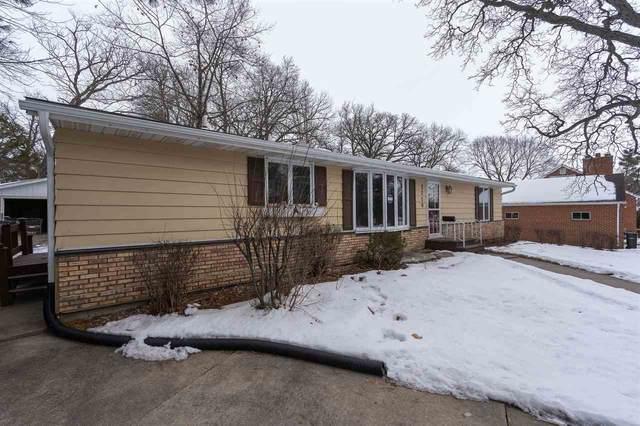 2710 Rainbow Drive, Cedar Falls, IA 50613 (MLS #20200638) :: Amy Wienands Real Estate