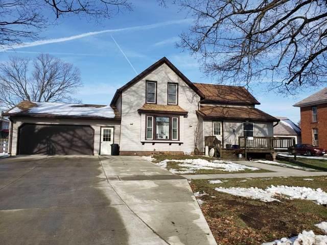 316 E 2nd Avenue, Cresco, IA 52136 (MLS #20200649) :: Amy Wienands Real Estate