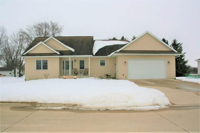 135 Winsor Ridge Drive, Raymond, IA 50667 (MLS #20200663) :: Amy Wienands Real Estate