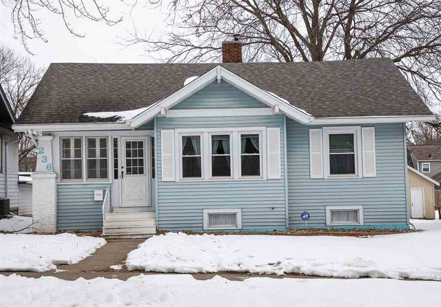236 Arden Street, Waterloo, IA 50701 (MLS #20200680) :: Amy Wienands Real Estate