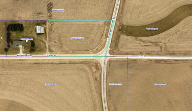 Sand Road, Ossian, IA 52161 (MLS #20200688) :: Amy Wienands Real Estate