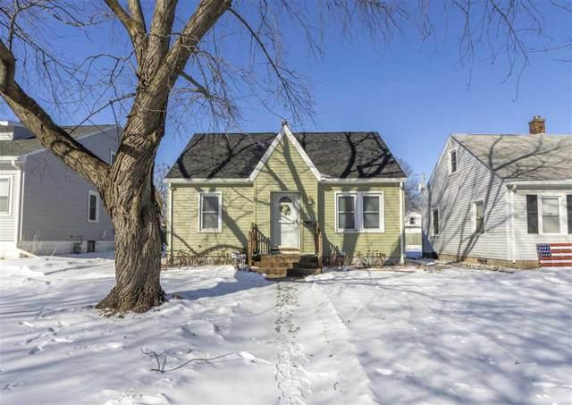 305 Bertch Avenue, Waterloo, IA 50702 (MLS #20200703) :: Amy Wienands Real Estate