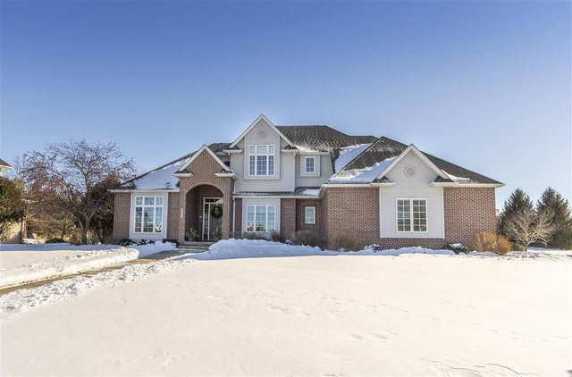 2805 Country Meadow Lane, Cedar Falls, IA 50613 (MLS #20200704) :: Amy Wienands Real Estate