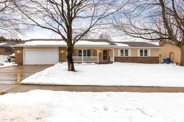 1445 South Hill Drive, Waterloo, IA 50701 (MLS #20200706) :: Amy Wienands Real Estate