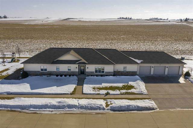 401 Sweet Avenue, Laporte City, IA 50651 (MLS #20200713) :: Amy Wienands Real Estate
