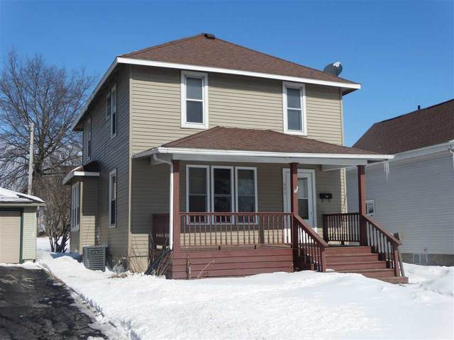 603 W Main Street, Waukon, IA 52172 (MLS #20200721) :: Amy Wienands Real Estate
