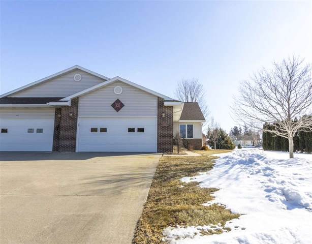 614 West Street, Dysart, IA 52224 (MLS #20200722) :: Amy Wienands Real Estate