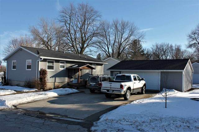 118 N Cherry Street, Traer, IA 50675 (MLS #20200778) :: Amy Wienands Real Estate