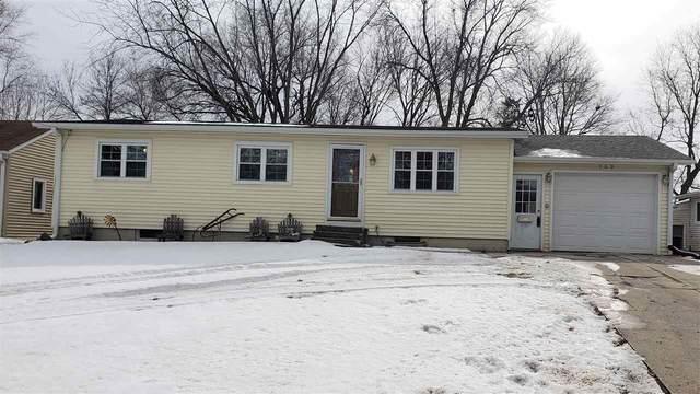709 11th Avenue, Eldora, IA 50627 (MLS #20200808) :: Amy Wienands Real Estate