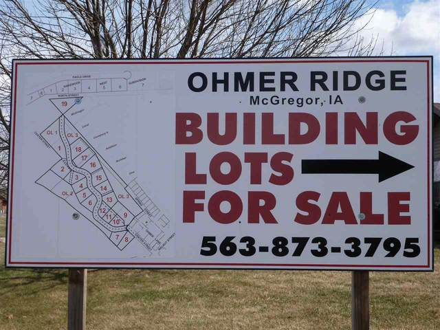 Ohmer Ridge Address Not Published, McGregor, IA 52157 (MLS #20200943) :: Amy Wienands Real Estate