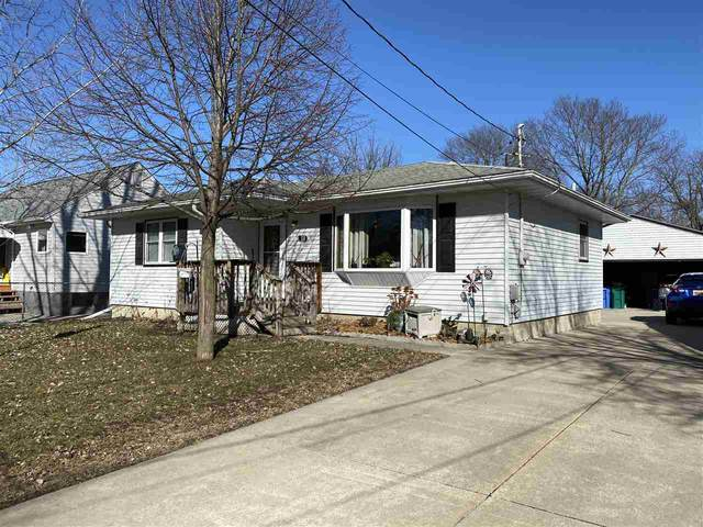 539 Marshall Ave, Evansdale, IA 50707 (MLS #20201024) :: Amy Wienands Real Estate