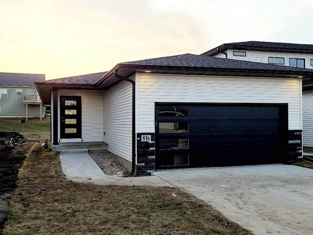 816 Grindstone Circle, Waterloo, IA 50702 (MLS #20201076) :: Amy Wienands Real Estate