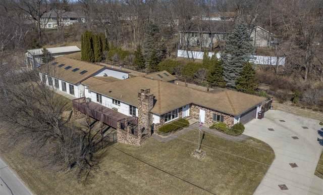 6101 Gilbertville Road, Gilbertville, IA 50634 (MLS #20201103) :: Amy Wienands Real Estate