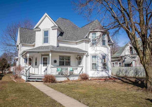 501 4th Street, Grundy Center, IA 50638 (MLS #20201131) :: Amy Wienands Real Estate
