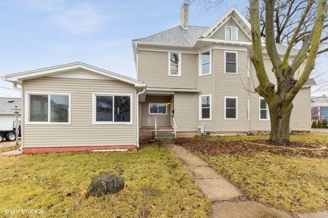 320 W 4th Street, Cedar Falls, IA 50613 (MLS #20201162) :: Amy Wienands Real Estate