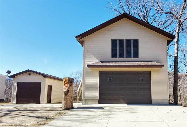 421 Timberlane Road, Guttenberg, IA 52052 (MLS #20201223) :: Amy Wienands Real Estate