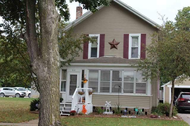 810 Main Street, Nashua, IA 50658 (MLS #20201259) :: Amy Wienands Real Estate