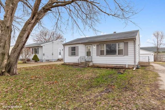 114 Mary Drive, Evansdale, IA 50707 (MLS #20201354) :: Amy Wienands Real Estate