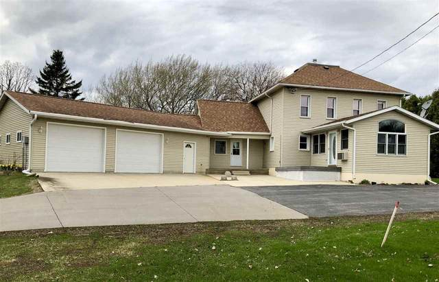 1608 200th Street, New Hampton, IA 50659 (MLS #20201403) :: Amy Wienands Real Estate