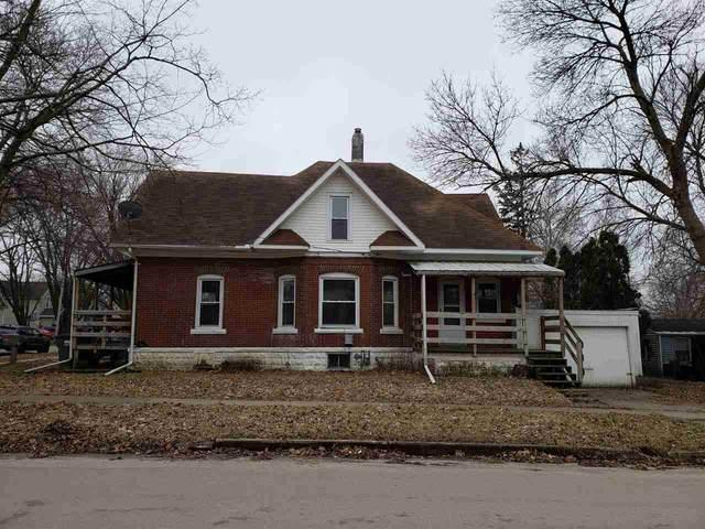 102 SE 5th Street, Oelwein, IA 50662 (MLS #20201411) :: Amy Wienands Real Estate