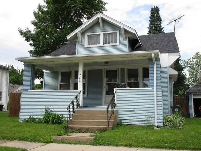 619 W 3, Cedar Falls, IA 50613 (MLS #20201419) :: Amy Wienands Real Estate