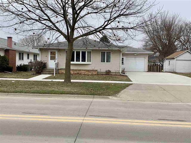 207 G Avenue, Grundy Center, IA 50638 (MLS #20201421) :: Amy Wienands Real Estate