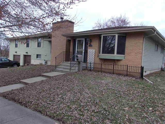 1620 Birch Street, Cedar Falls, IA 50613 (MLS #20201459) :: Amy Wienands Real Estate