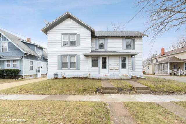 419 421 SE 1st Street, Waverly, IA 50677 (MLS #20201470) :: Amy Wienands Real Estate