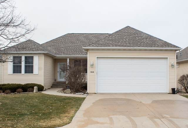 144 SW Augusta Circle, Waverly, IA 50677 (MLS #20201495) :: Amy Wienands Real Estate