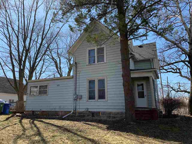 403 L Street, Charles City, IA 50616 (MLS #20201500) :: Amy Wienands Real Estate