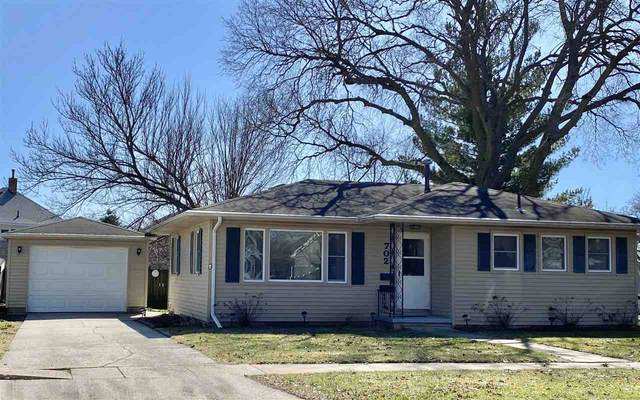 702 Locust St, Laporte City, IA 50651 (MLS #20201508) :: Amy Wienands Real Estate