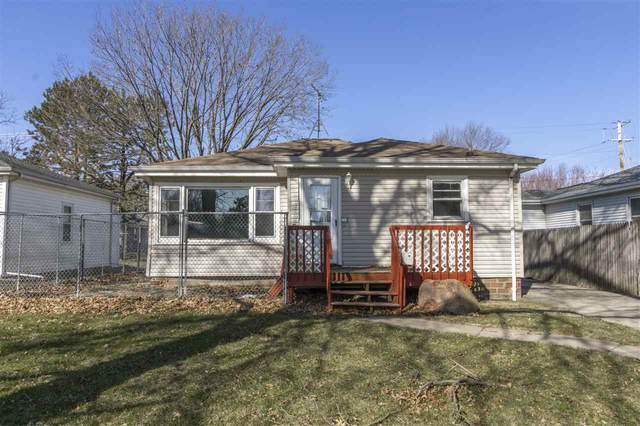 203 Chestnut Street, Reinbeck, IA 50669 (MLS #20201533) :: Amy Wienands Real Estate