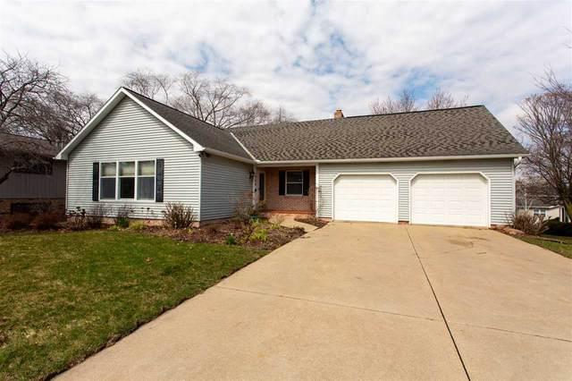 504 NW 10th Avenue, Waverly, IA 50677 (MLS #20201549) :: Amy Wienands Real Estate
