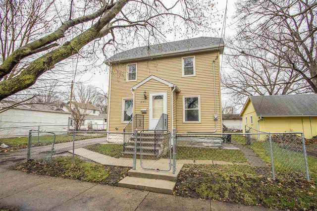 214 W Wellington Street, Waterloo, IA 50701 (MLS #20201550) :: Amy Wienands Real Estate