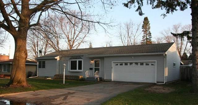 306 W Mitchell Avenue, Waterloo, IA 50701 (MLS #20201551) :: Amy Wienands Real Estate
