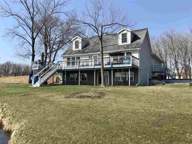 2660 Akron Way, Nashua, IA 50658 (MLS #20201556) :: Amy Wienands Real Estate