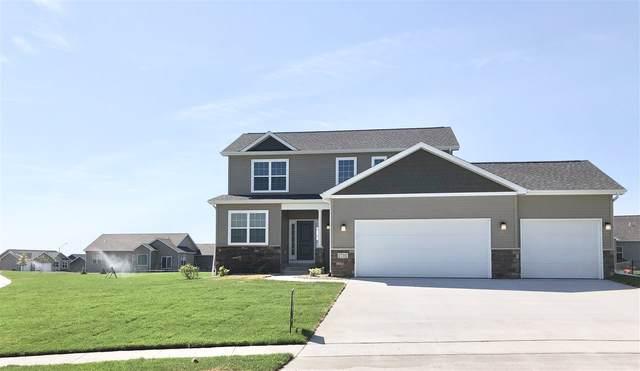 2702 Arbor Way Boulevard, Cedar Falls, IA 50613 (MLS #20201560) :: Amy Wienands Real Estate