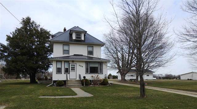 308 North Street, Sumner, IA 50674 (MLS #20201561) :: Amy Wienands Real Estate