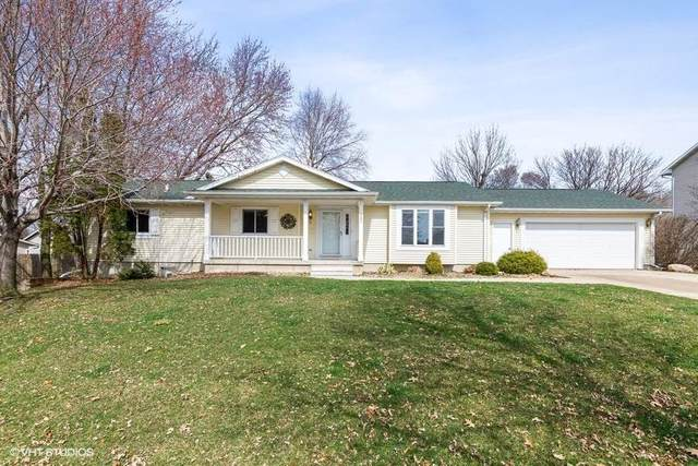 227 Cordoba Avenue, Cedar Falls, IA 50613 (MLS #20201569) :: Amy Wienands Real Estate